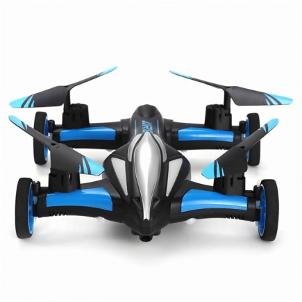 RC car quadcopter drone 1